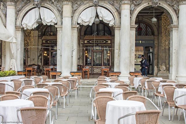 Café Florian: curiosità su Venezia