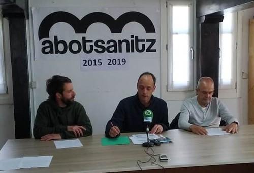 Foto Archivo: Abotsanitz