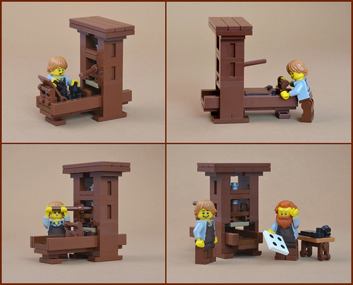 Gutenberg Printing Press | by mijasper