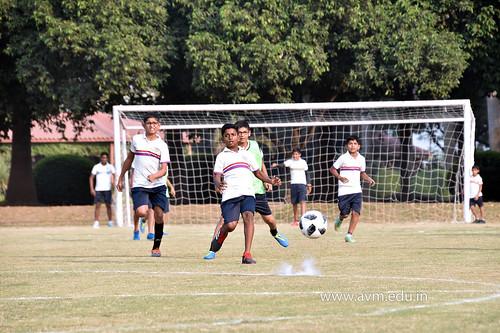 Inter House Football Competition 2018-19 6 (18) | by Atmiya Vidya Mandir
