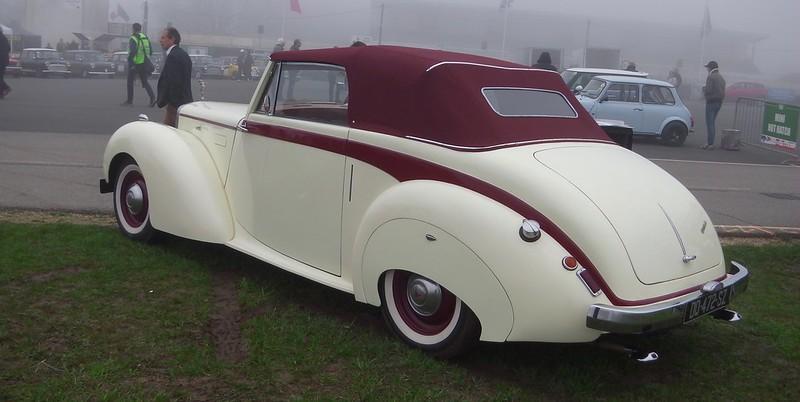 Alvis TA21 carrosserie Tickford 1951 33577741068_84e7f480a5_c