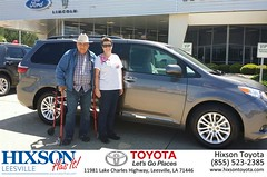 #HappyBirthday to Matias from Cindy Crosby at Hixson Toyota of Leesville!