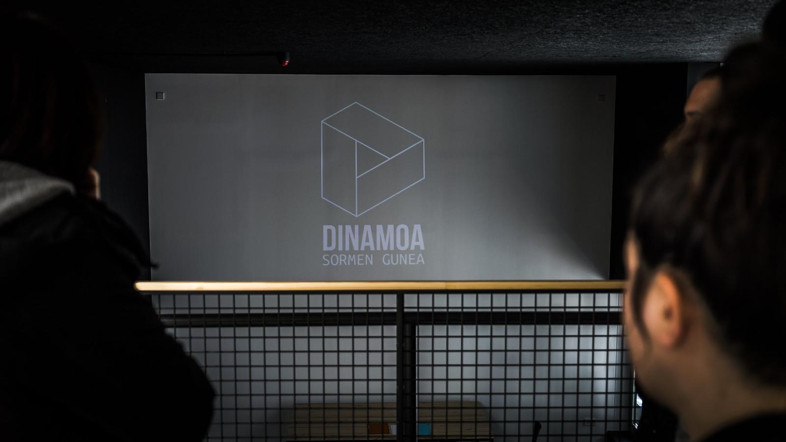 Dinamoa Sormen Gunea: ate irekiak