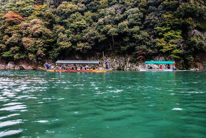 保津川遊船 2