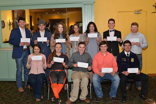 2019 HFLS Scholarship Recipients