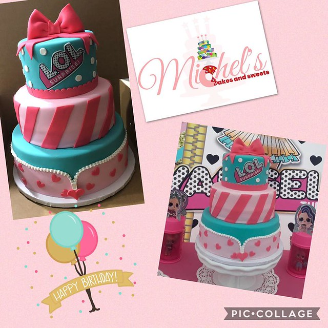 Cake by Michel's Cakes and Sweets