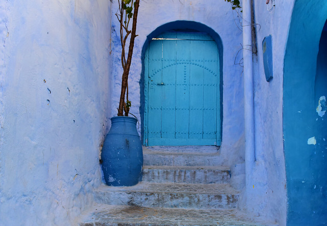 Chefchaouen, Morocco, January 2019 D810 591