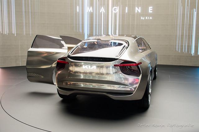 Kia Imagine Concept - 2019