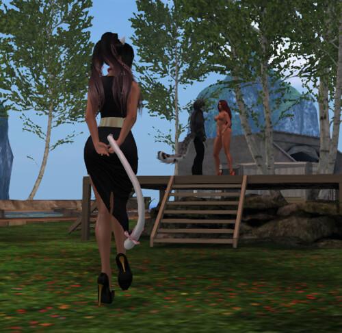 ChiTau Anniversay (Kayla's magic show)