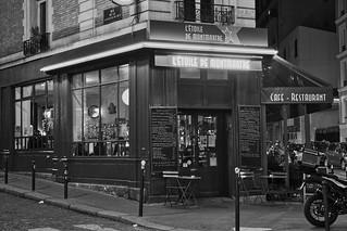 Back in 1970 in Montmartre | by Khentar