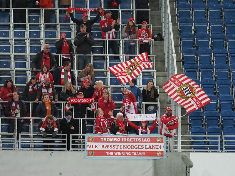 Vålerenga Fotball - Tromsø IL 14.04.2019