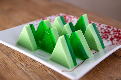 011-2018_12_Jello-Christmas-Trees | by Food Librarian