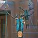 11252 Bronze Spirits Announce the Sun, Museum of Art, Santa Fe, New Mexico