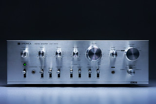 SHARP Optonica SM 3000 Stereo Amplifier | by oldsansui