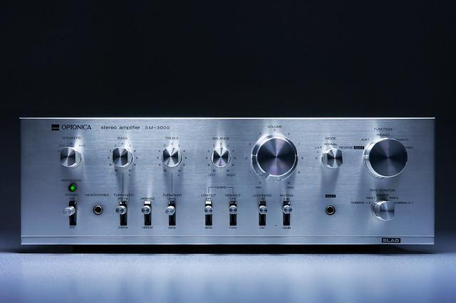 SHARP Optonica SM 3000 Stereo Amplifier