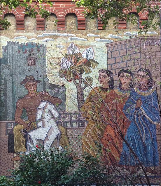 Swift Mosaic - UC Berkeley