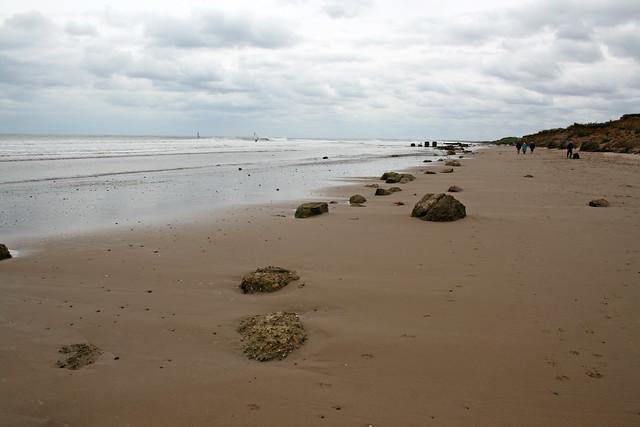 The coast near Fraisthorpe