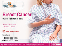 Breast Cancer Treatment & Surgery in India