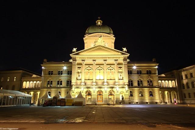 Bern Bundeshaus (18.02.19)
