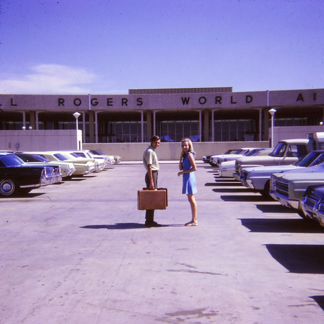 Will Rogers World Airport - 1969