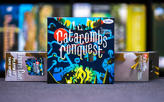 Catacombs: Conquest | by Doctor Meeple