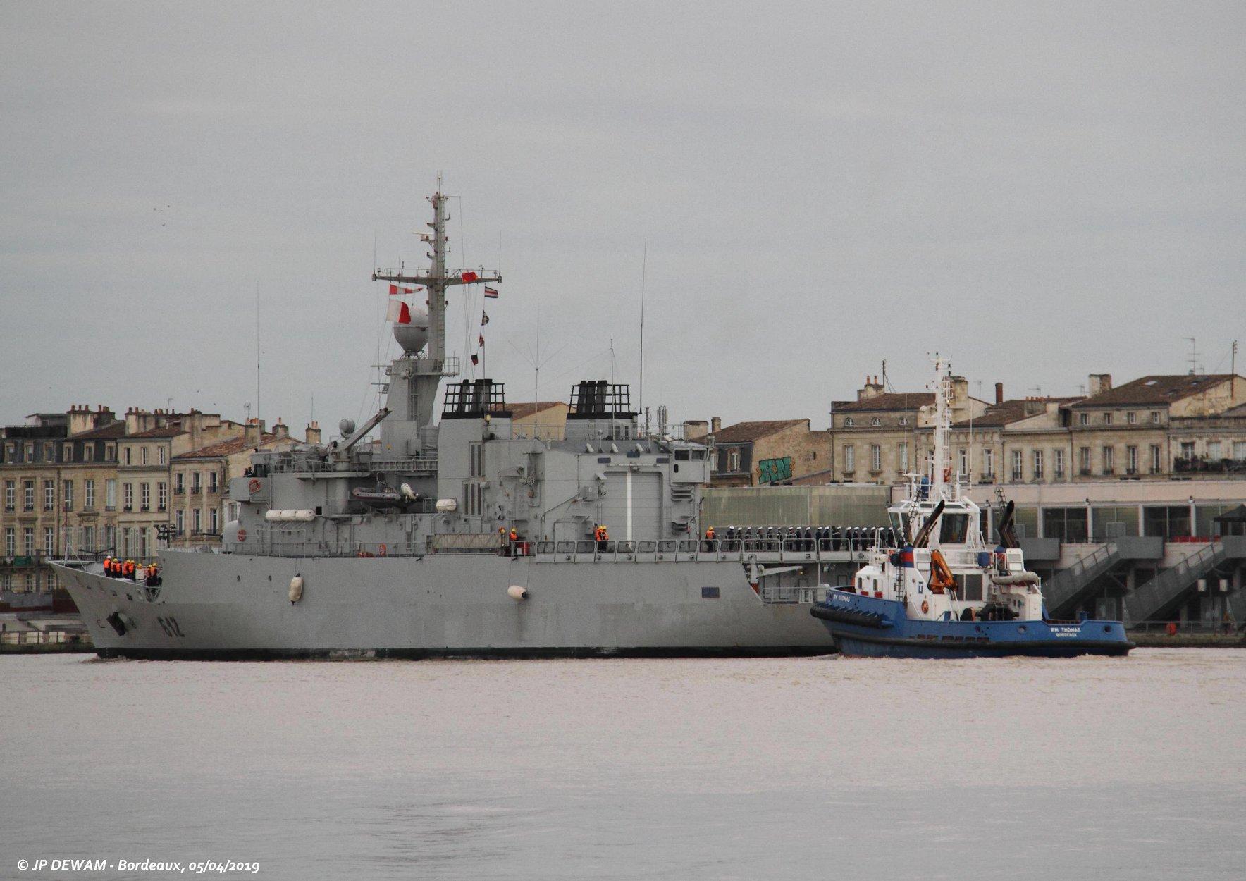 Royal Moroccan Navy Floréal Frigates / Frégates Floréal Marocaines - Page 14 46635902565_840826f6e0_o