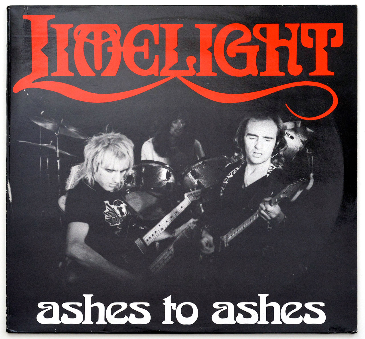 A0716 LIMELIGHT Ashes to Ashes