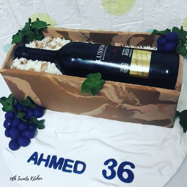 Cake by Alex Resma-Sarvida Labio