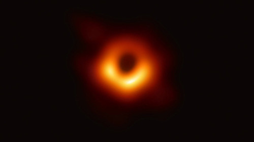 Black Hole first image