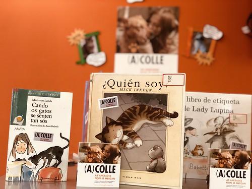 (A)Colle. As amizades non se mercan | by Bibliotecas Municipais da Coruña