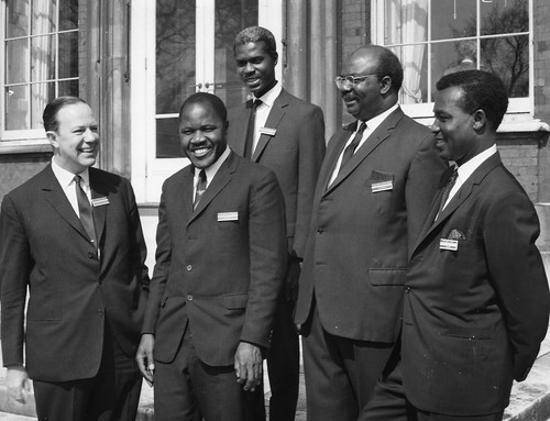 1960s: Commonwealth Secretariat and role of Secretary-General created | by Commonwealth Secretariat