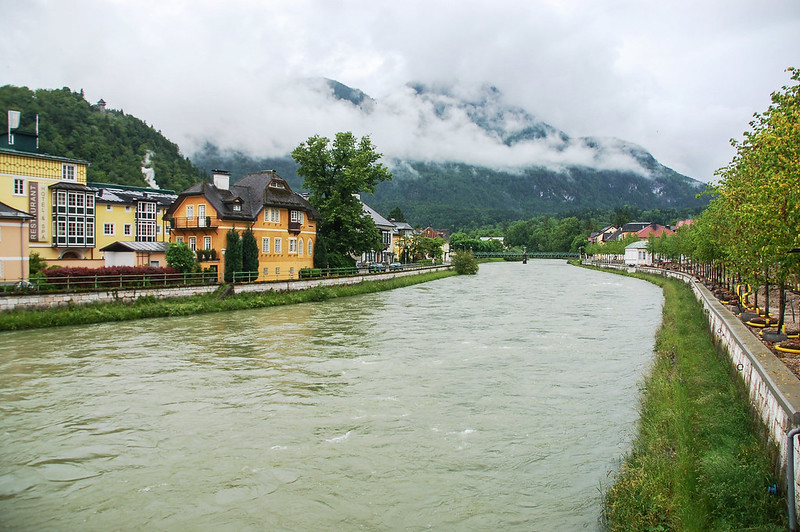 Traunfluss(Traun river) 1