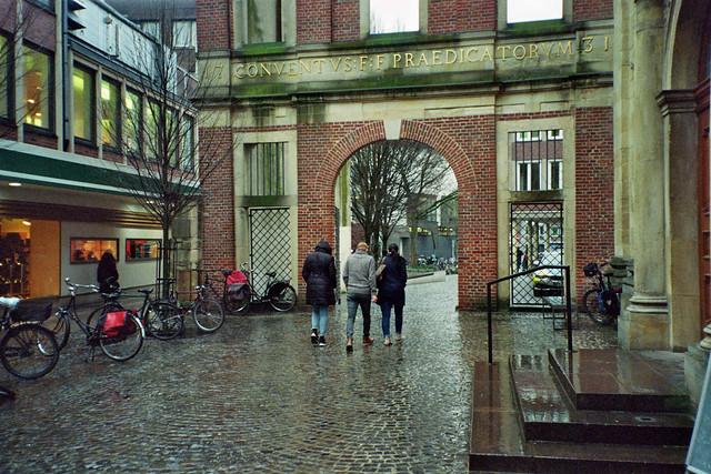 Rainy day - I shot film