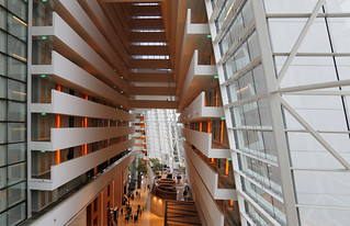 Inside Marina Bay Sands | by B℮n