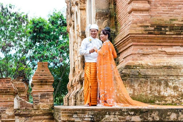 Wedding in Burma