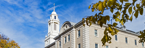 Boston College's School of Theology and Ministry,