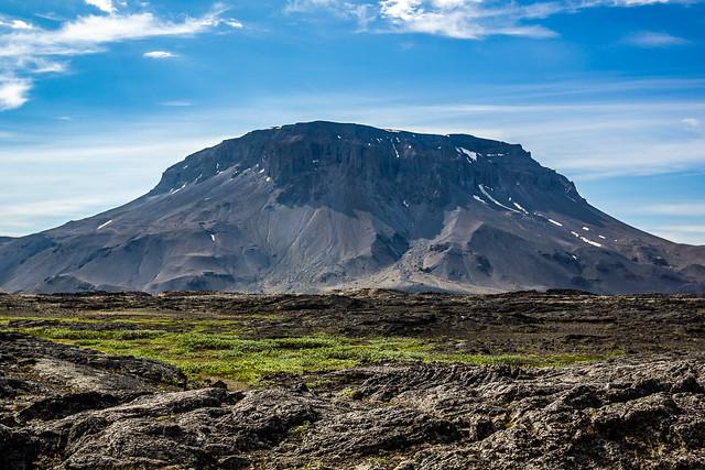 Mt. Herdubreid