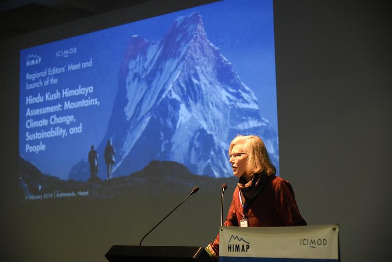 HIMAP HKH Assessment Report Launch and Regional Editors' Meet