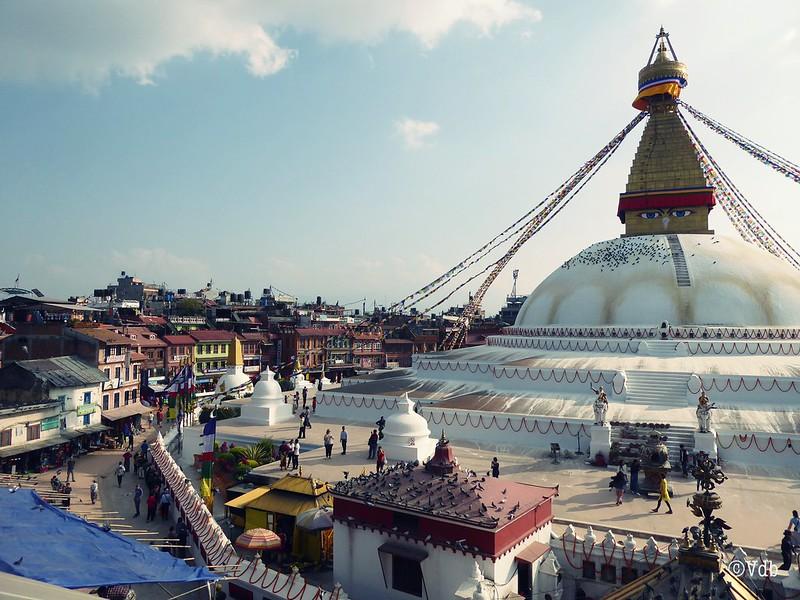 Bouddha Stupa