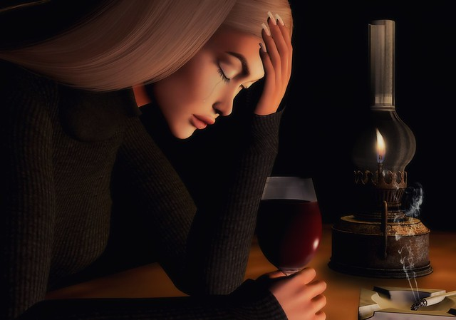 *Let's Raise A Glass Or Two..To All The Things I`ve Lost On You*