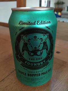 Aldi, The Hop Foundry Triple Hopped Pale Ale, England