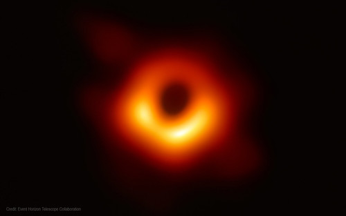 M87 Supermassive Black Hole | by Lights In The Dark