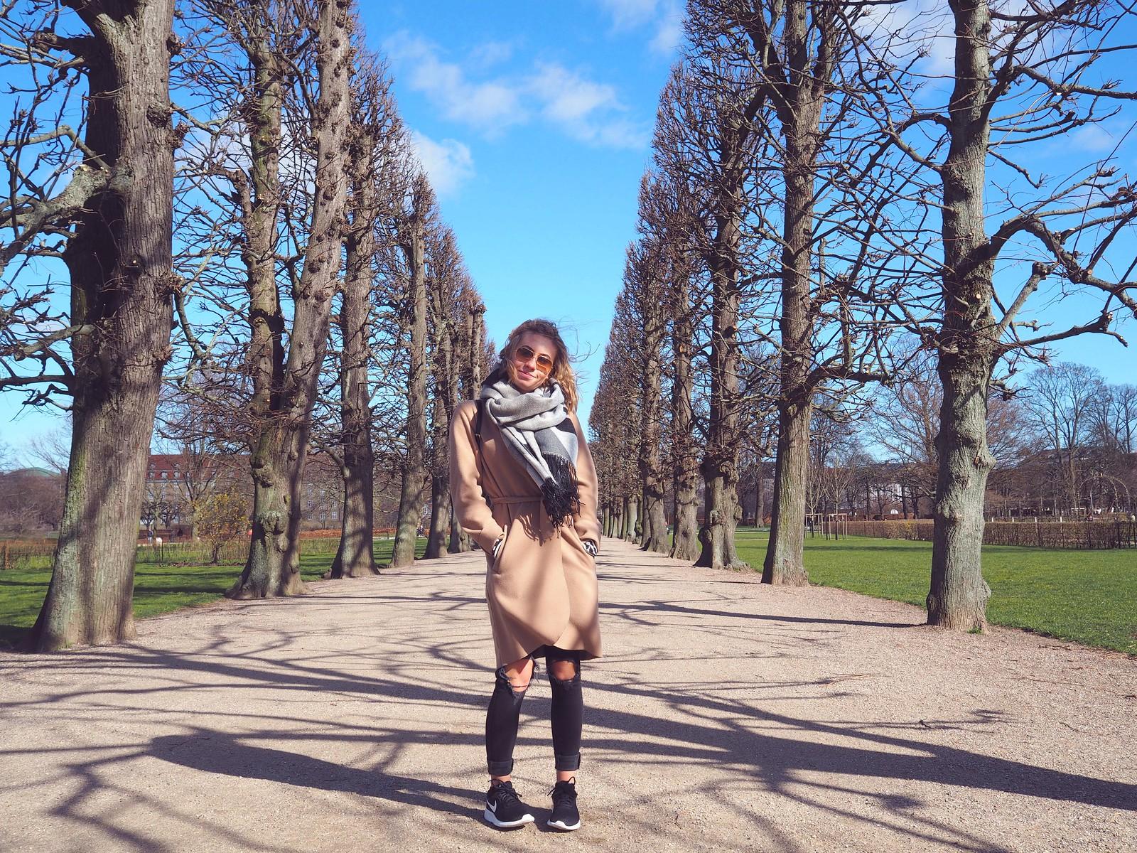 copengahen roseborg slot park