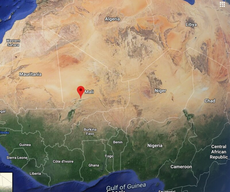 Timbuktu Africa Map Timbuktu and Premodern Traditions of Learning: A Unesco Heritage