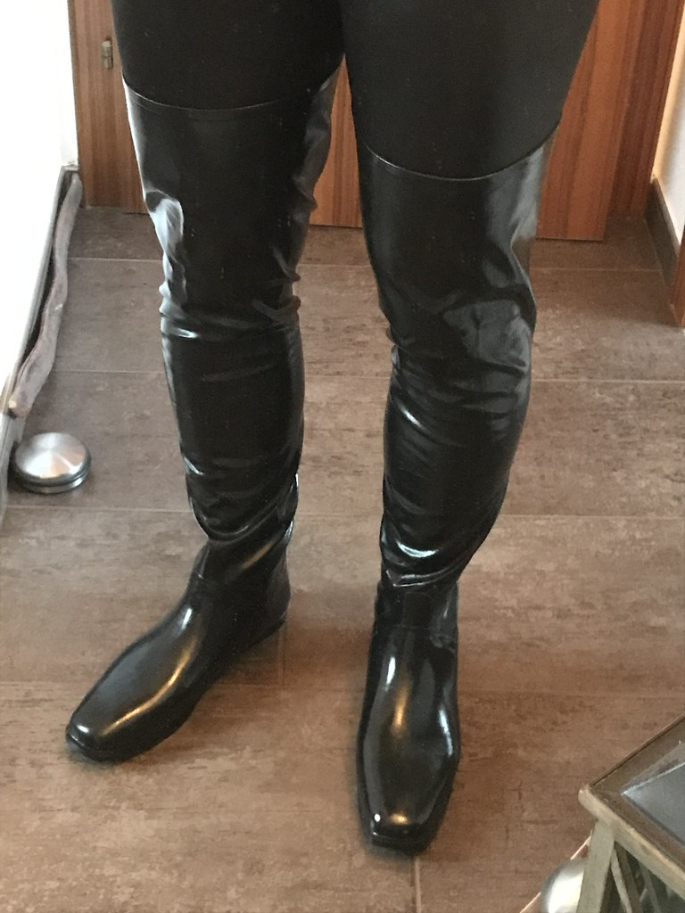 """5eb8e2e259 ... My first pair of ACQUO """"Broadway"""" boots. I love them   by ridertd"""