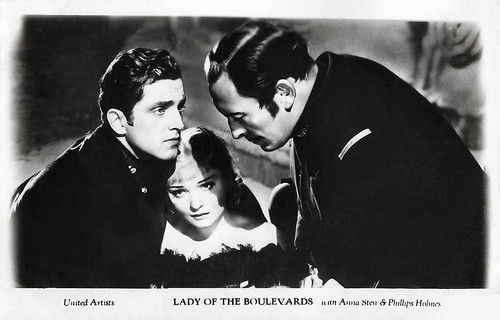 Philips Holmes, Anna Sten and Lionel Atwell in Nana (1934)