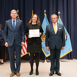 Vi, 03/29/2019 - 14:21 - On Friday, March 29, 2019, the William J. Perry Center for Hemispheric Defense Studies hosted a graduation ceremony for two courses: 'Strategic Implications of Human Rights and Rule of Law' and 'Combating Transnational Threat Networks.' Students from all over the Americas attended the courses from March 18-29, 2019. The graduation ceremony and reception took place in Lincoln Hall at the National Defense University's North Campus at Fort McNair in Washington, DC.