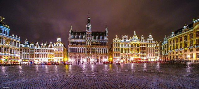 Grand Place Brussels - 6386