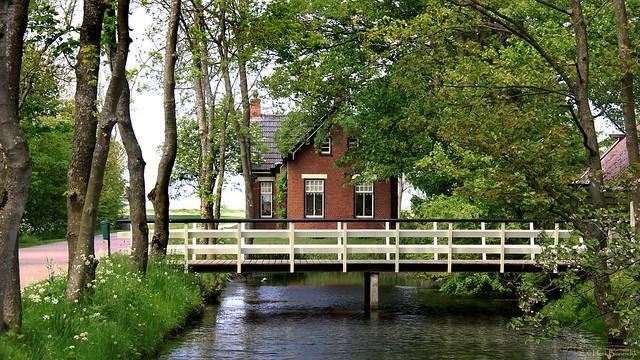 Groningen: Usquert, arbeiderswoning