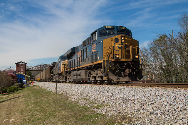 Southbound Coal